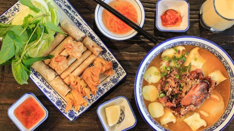 Best Vietnamese Restaurant In Melbourne