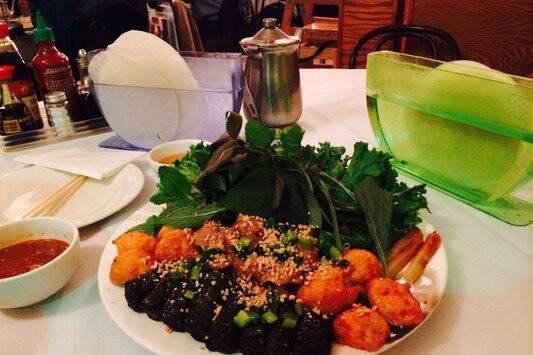 phonung vietnamese street food
